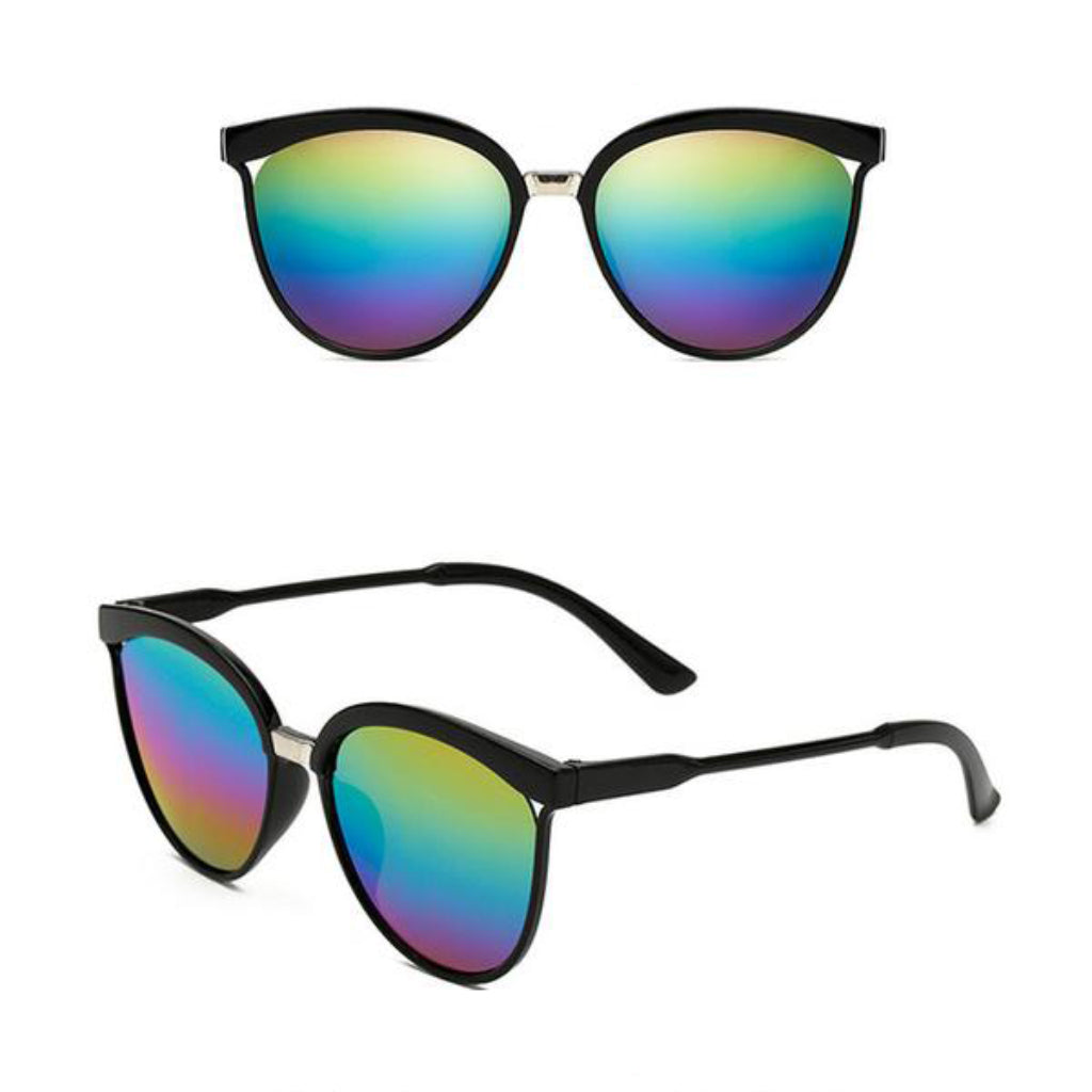 Colorful Cat Eye Sunglasses for Women