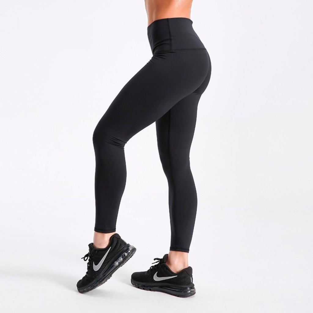 Casual Black Leggings for Work on Sale