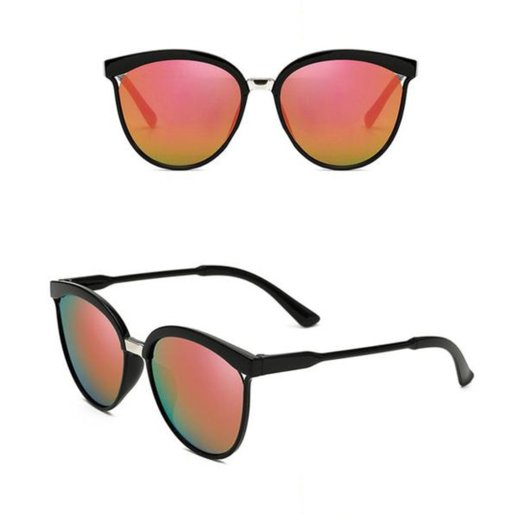 Purple Cat Eye Sunglasses