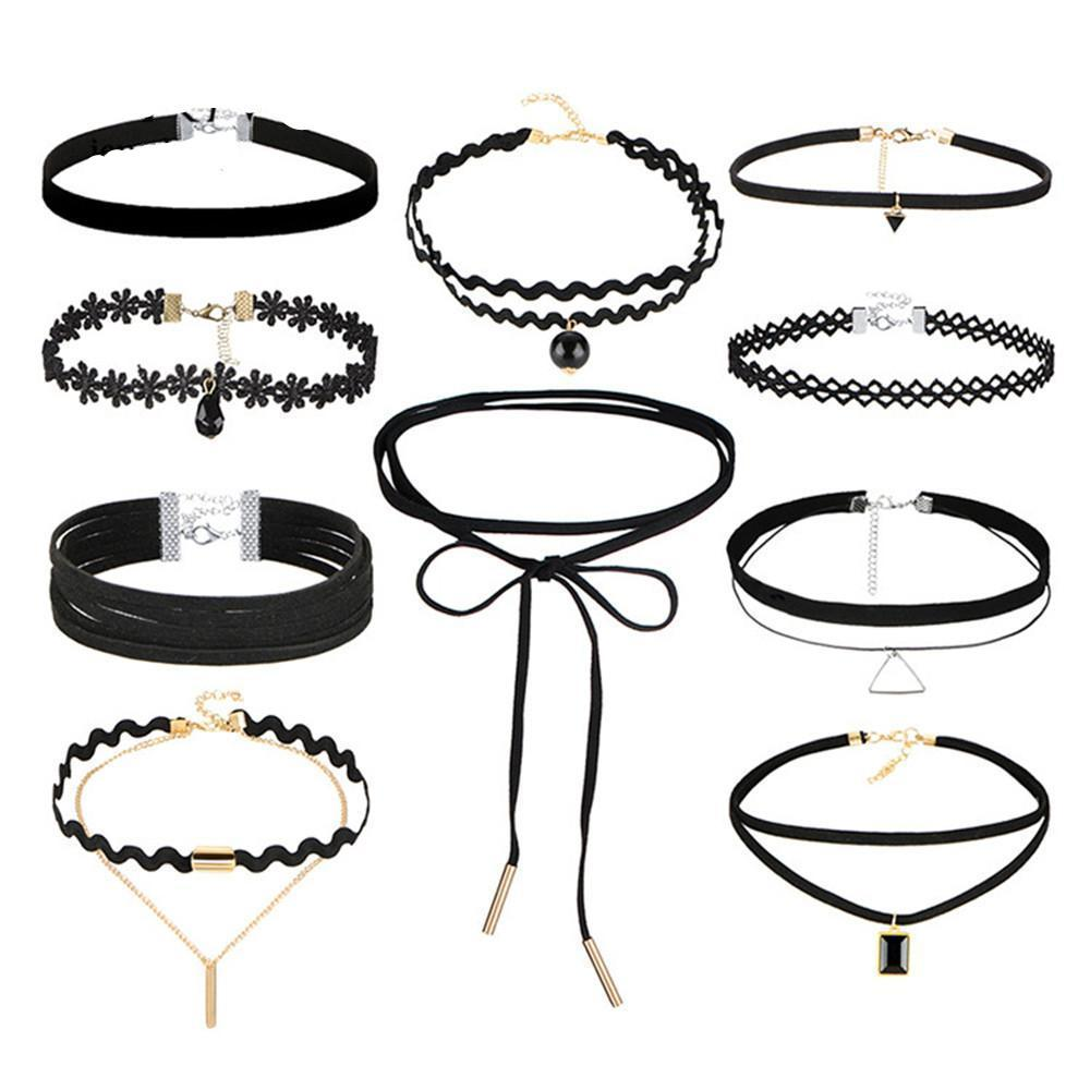 Accent Kit | Choker Necklaces