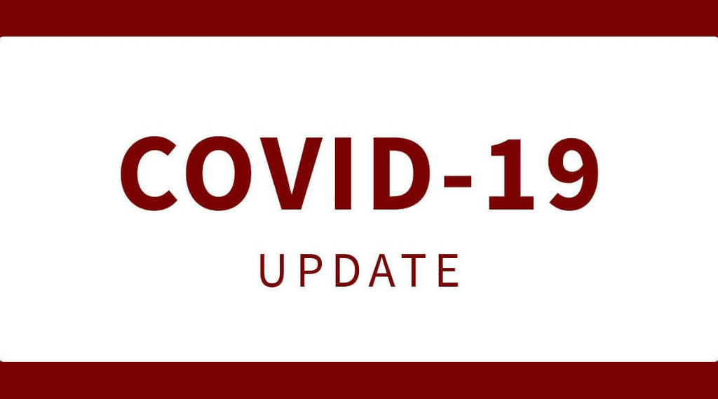 COVID-19 Update from Taiko