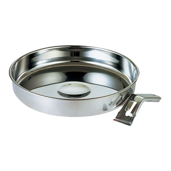 Sukiyaki Nabe Pot Stainless Steel with Removable Handle (Not Suitable for Induction Heating or IH)