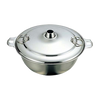 Stainless Steel Shabu Shabu Nabe Pot
