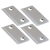 Replacement Blade Flat Blade 4pc Set for Cabbec Slicer