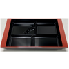 Lacquered Two-tone Echizen Platter ABS