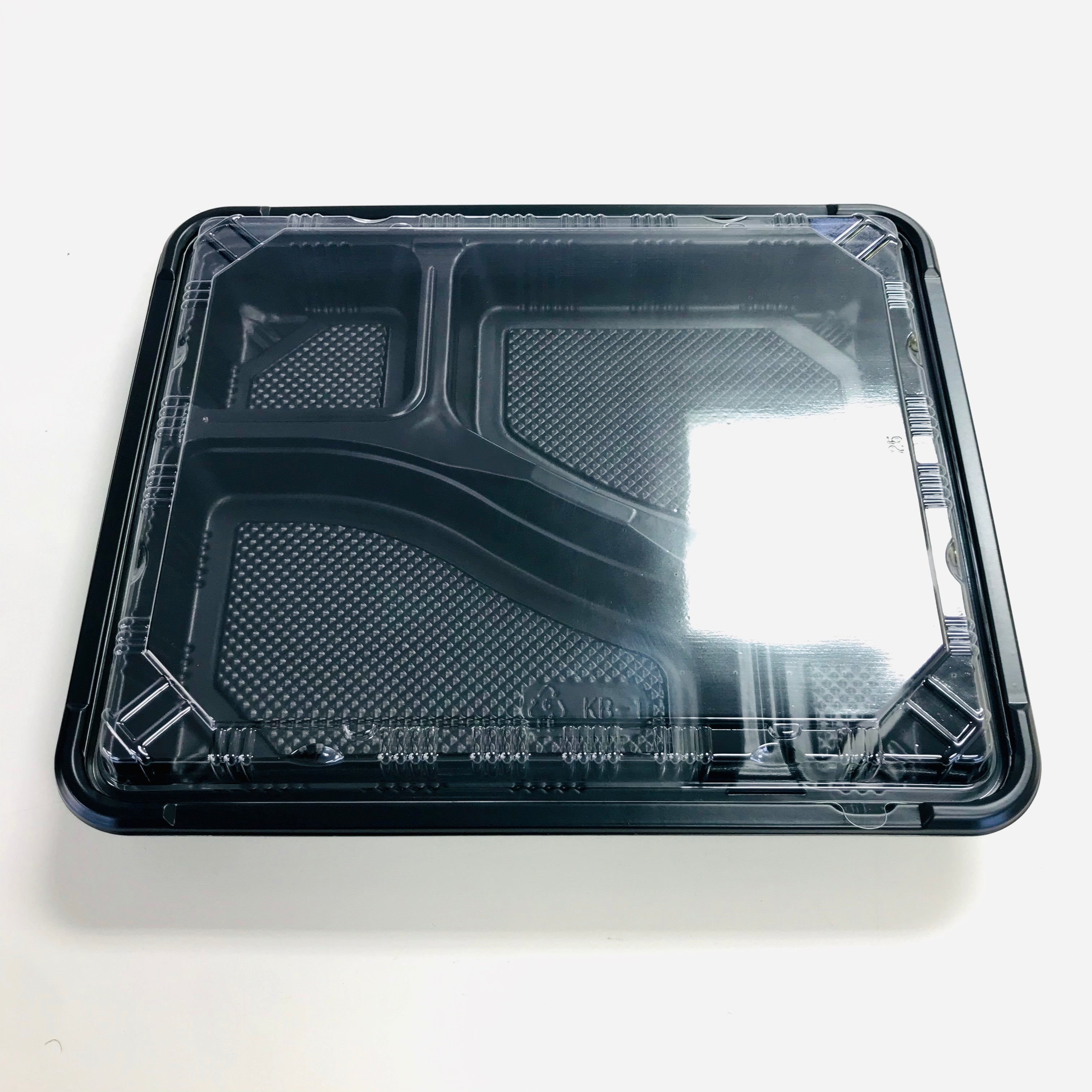 Takeout/To-go Container KB-1 Bento Box with Lid (50/Pack)