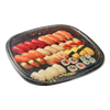 Takeout/To-go Container DX-KAKUOKE50 Lid (10/Pack)