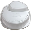 Takeout/To-go Container AP-217 Plastic White (600pc/Case)