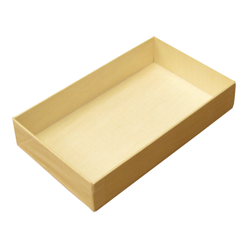 Takeout/To-go Container Folded Wooden Container (50/Pack)