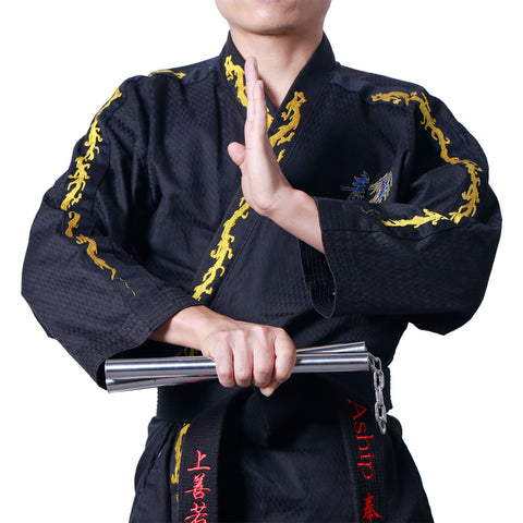 How to improve your skill of Nunchaku and how to do the mediation