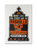 """Tombstone"" by RX SKULLS"