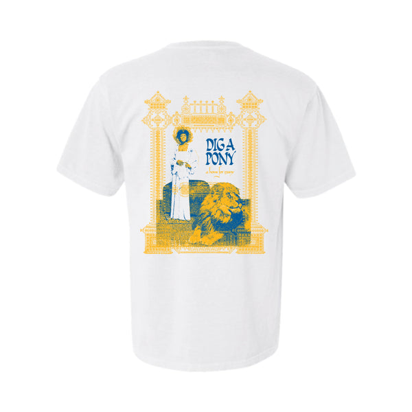 """Minnie And The Lion"" Tee by DIG A PONY"