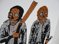 """Rx Knife Brothers"" by RX SKULLS"