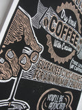 """Dry Roast Coffee With Cocaine"" by RX SKULLS"