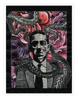 """Lovecraft Flowers"" by KID NICKELS"