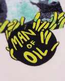 """Man Of Oil"" by LESSER LORE"
