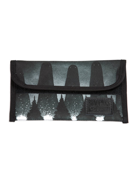 """Creeper Keeper"" Pouch by McMONSTER X BLAQPAKS"