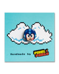"""Mega Man"" Pin by PIXEL PARTY"