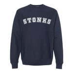 """STONKS"" Heavyweight Sweatshirt"