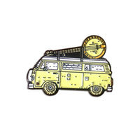 """Vanjo Side View"" Pin by QUATTLEBAUM"