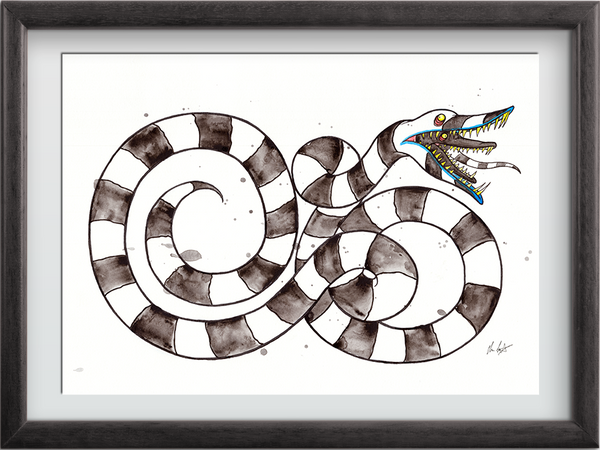 """Sandworms"" by CHOONIMALS"
