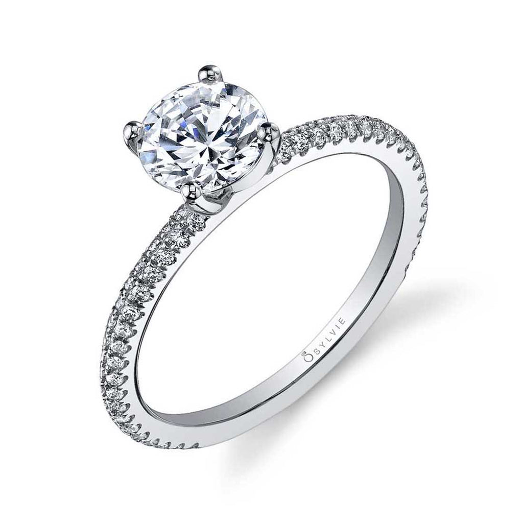 Sylvie Jeana Engagement Ring