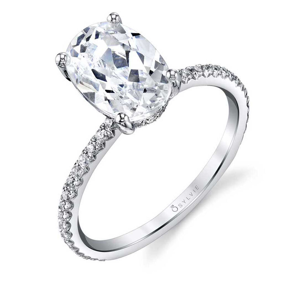Sylvie Maryam Engagement Ring