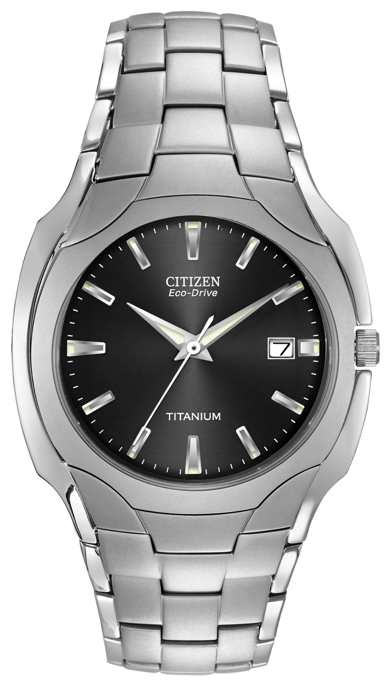 Mens Titanium Citizen Watch