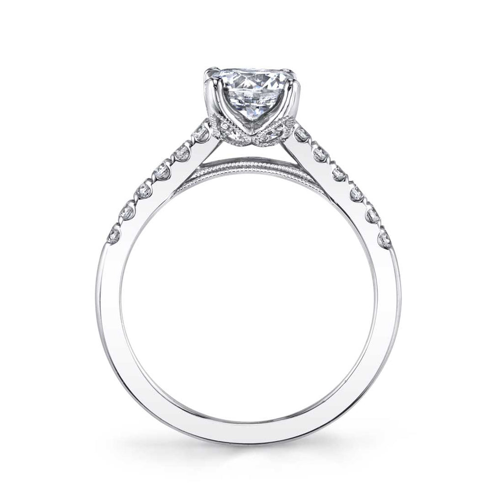 Sylvie Ameline Engagement Ring
