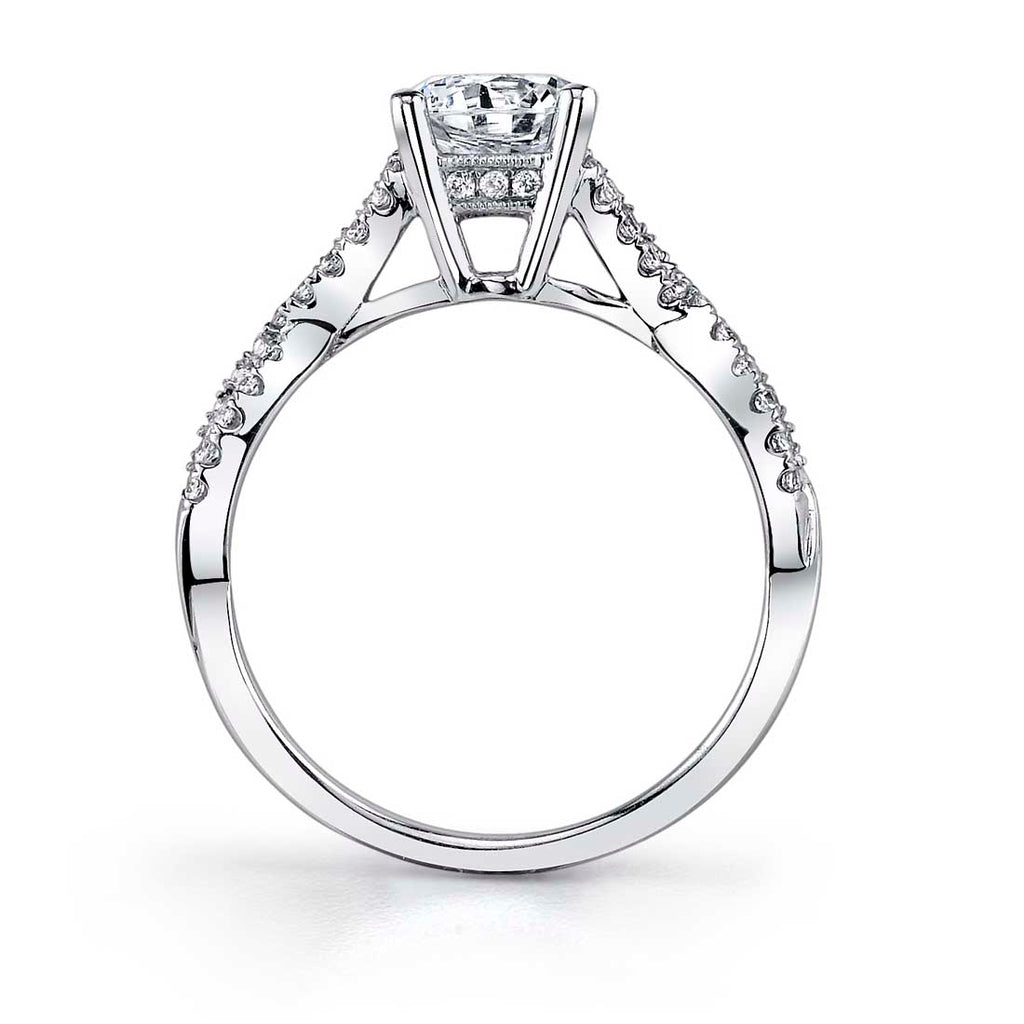 Sylvie Laraine Diamond Engagement Ring