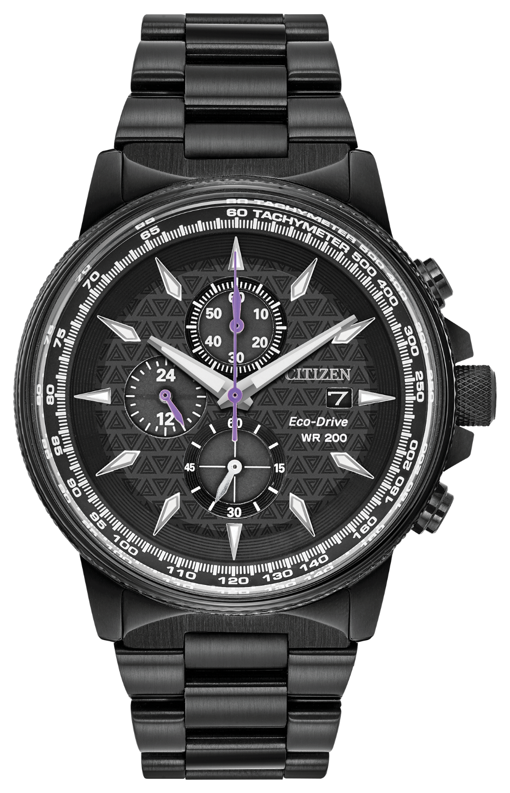 Marvel Citizen Black Panther Watch