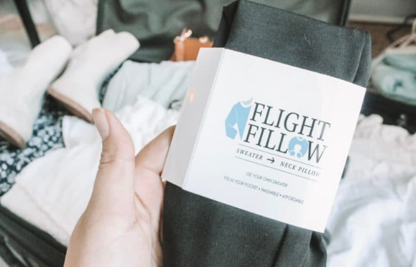 Jade of Trades, Arizona Blogger, Features Flight Fillow for Packing Tips and Tricks