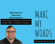 Marc My Words Podcast - How to Patent Your Idea and Audition for Shark Tank!