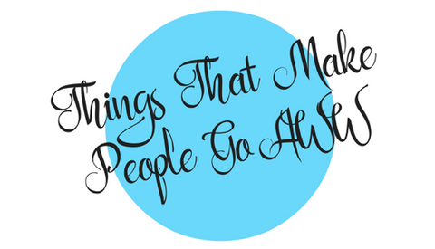 things that make people go aww, blogger, blog post, product review