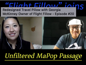 Unfiltered MaPop Passage Podcast Interview with Flight Fillow Founder - Georgia McKinney