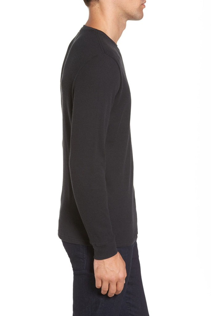 Vista Waffle Knit Long Sleeve T-Shirt