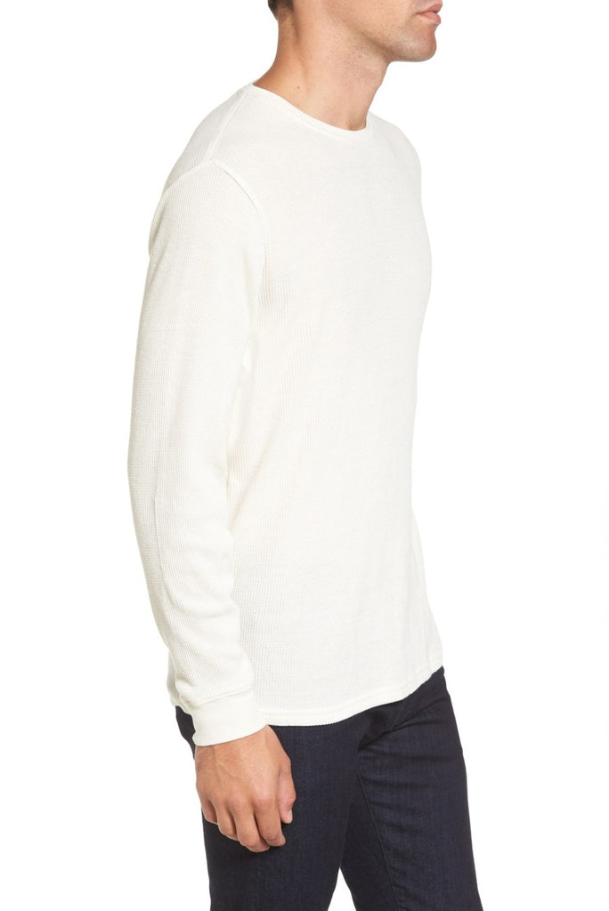 Vista Waffle Knit Long Sleeve Shirt