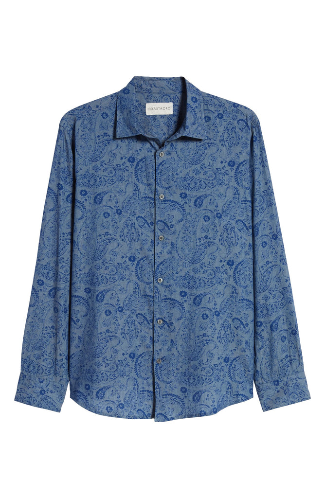 Pawan Print Long Sleeve Shirt