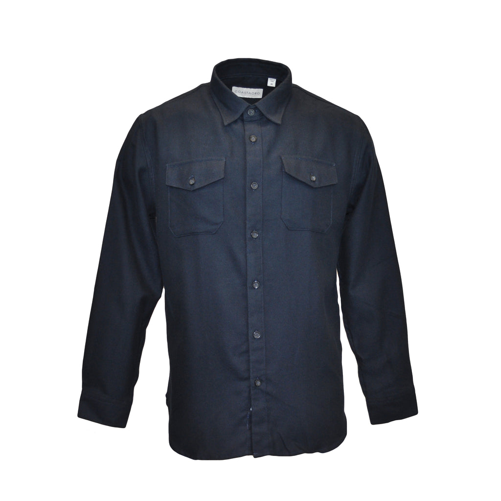 Casitas Regular Fit Flannel Shirt