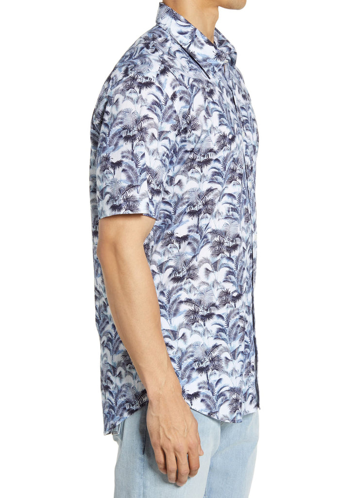 Lanai Short Sleeve Botanical Shirt