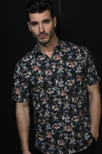 Arico Short Sleeve Botanical Shirt