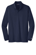 Nike Long Sleeve Dri-FIT Stretch Tech Polo - 466364