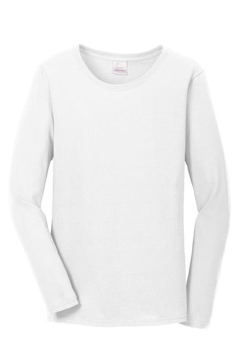 Gildan Ladies 100% Heavy Cotton Long Sleeve T-Shirt - 5400L