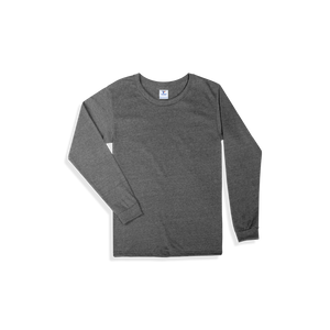 YazBek Unisex Crew Neck Long Sleeve T-Shirt - C0354