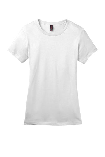 DM104L District Women's Perfect Weight T-Shirt