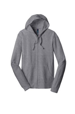 District Jersey Full-Zip Hoodie - DT1100