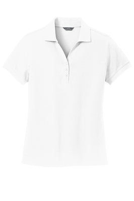 Eddie Bauer Ladies Cotton Pique Polo - EB101