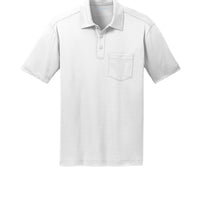 Port Authority Silk Touch Performance Pocket Polo - K540P