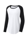 Sport-Tek Ladies PosiCharge Long Sleeve Tri-Blend T-Shirt - LST400LS