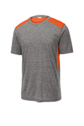 Sport-Tek PosiCharge Tri-Blend Wicking Draft T-Shirt - ST410